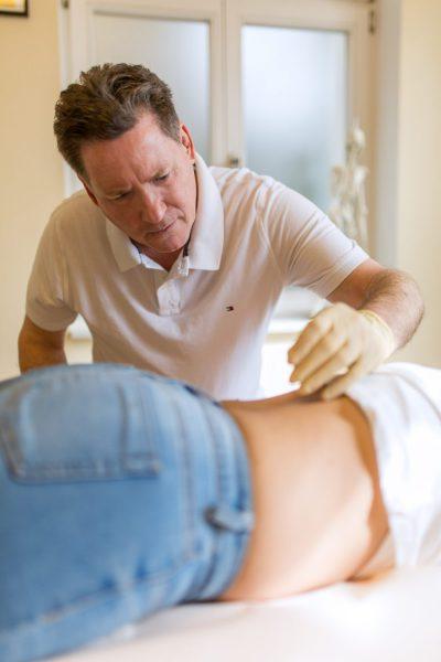 Osteomedic: Praxis für Osteopathie, Physiotherapie und Manuelle Medizin. Heilpraktiker, Akupunktur und Faszientherapie. Sie finden uns in Bensheim-Auerbach.